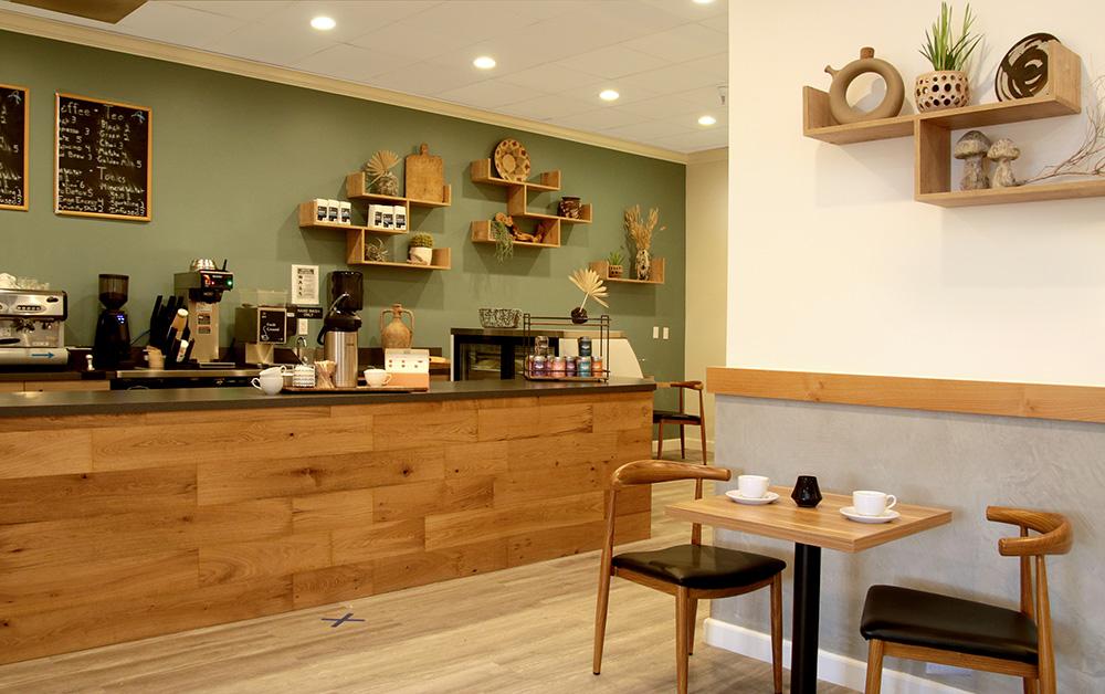 Azure Palm Hot Springs Café