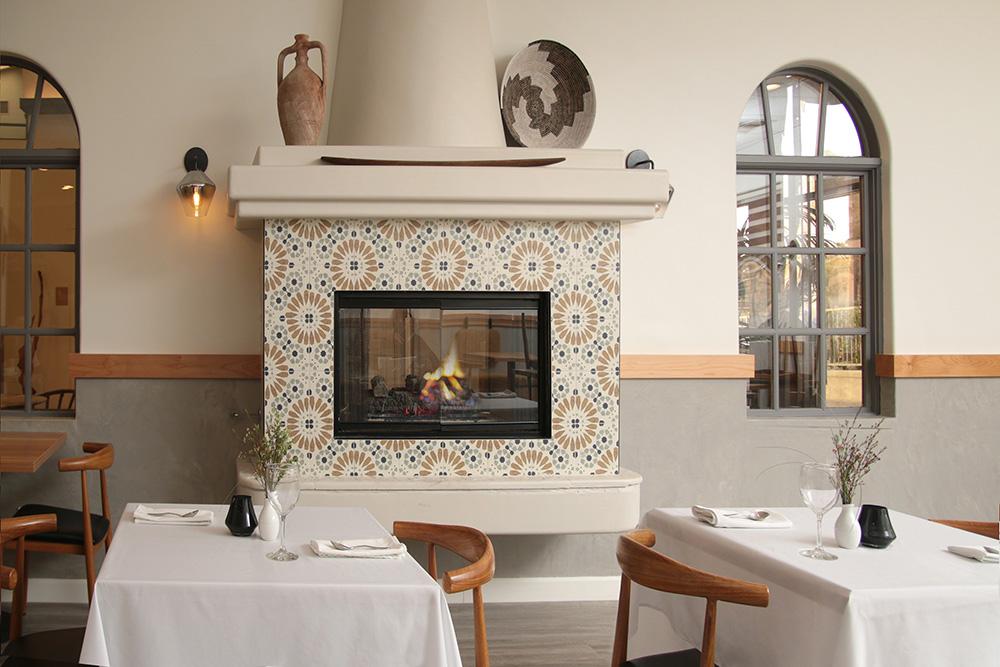 Azure Palm Hot Spring Café