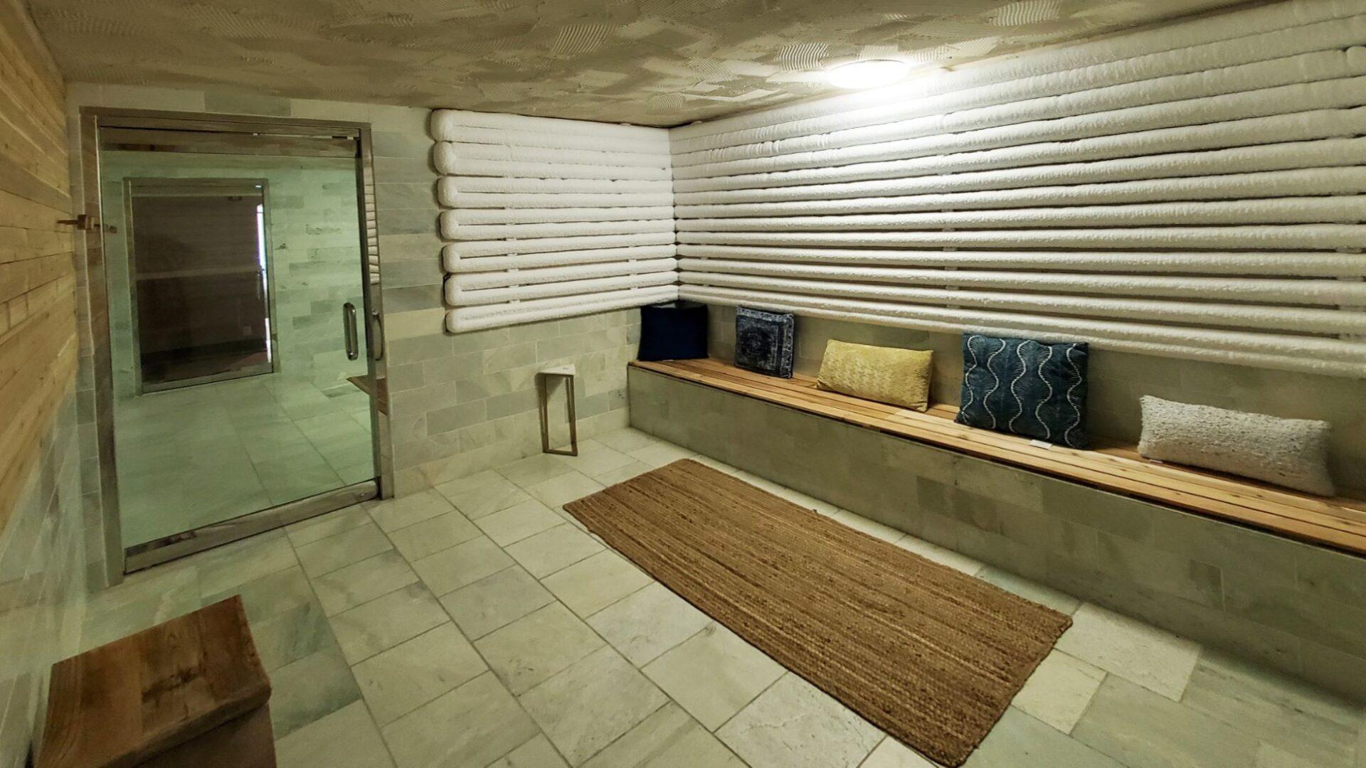 Desert Ice Room