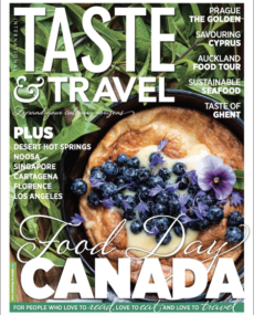 Taste and Travel Canada